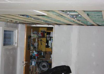 Garage - före